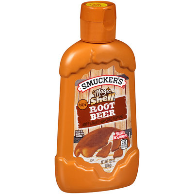 Smucker's® Magic Shell® Root Beer 7.25 oz. Bottle