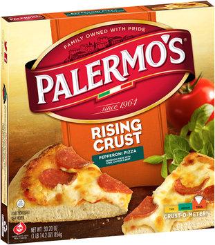 Palermo's® Rising Crust Pepperoni Pizza 30.2 oz. Box