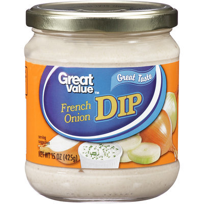 Great Value™ French Onion Dip 15 oz. Jar