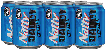 Natty Daddy Ponies Beer 8 Oz Can