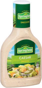 Springfield® Caesar Dressing 16 fl. oz. Bottle