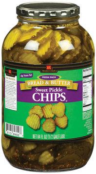 Member's Mark Sweet Bread & Butter Chips Pickles 64 Fl Oz Jar