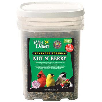 D & D Commodities, Ltd Wild Delight 16 Lb Pail Nut N' Berry Food