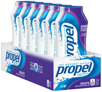 Propel Grape Water Enhancer 1.62 fl oz Plastic Bottle