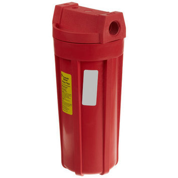 Pentek 150015 - 0.75-inch #10 High Temperature Water Filter Housing