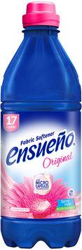 Ensueno® Original Spring Scent Fabric Softener 28.7 fl. oz. Plastic Bottle