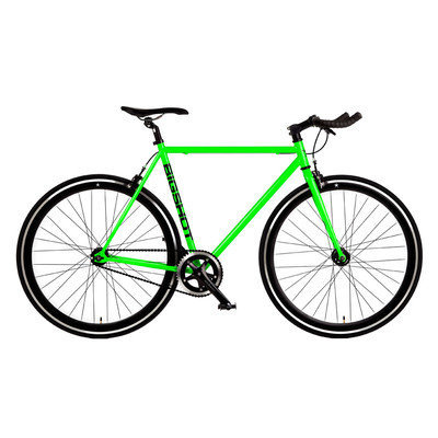 Big Shot Bikes Ibiza Single Speed Fixed Gear Road Bike Size: 60cm