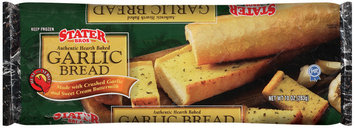 Stater Bros. Authentic Hearth Baked W/Crushed Garlic & Buttermilk Garlic Bread 10 Oz Bag
