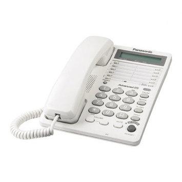 Panasonic KX-TS108W KX-TS108W - Corded phone - single-line operation - white