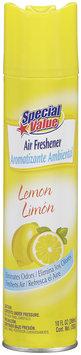 Special Value® Lemon Air Freshener 10 fl oz. Aerosol Can