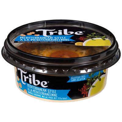 Tribe® Mediterranean Style Hummus 8 oz. Tub