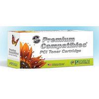 Premium Compatibles Black Toner Cartridge - Laser - 6500 Page - Black