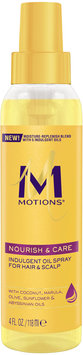 Motions® Nourish & Care Indulgent Oil Spray for Scalp & Hair 4 fl. oz. Spray Bottle