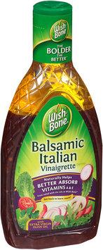 Wish-Bone® Balsamic Italian Vinaigrette Dressing 16 fl. oz. Bottle