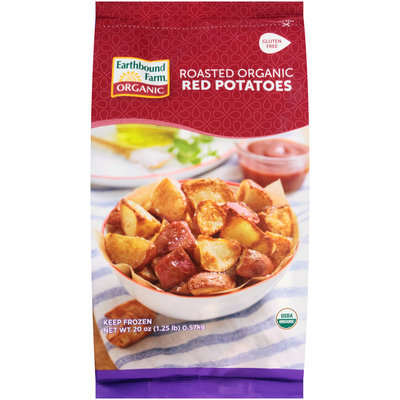 Earthbound Farm® Roasted Organic Red Potatoes 20 oz. Bag