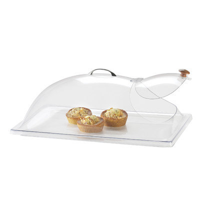 Cal-mil Plastic Products, Inc CAL-MIL Polycarbonate 12in x 20in Dome Cover