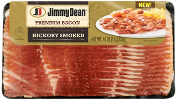 Jimmy Dean® Hickory Smoked Premium Bacon 16 oz. Pack