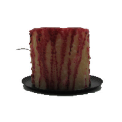 Starhollowcandleco Strawberry Shortcake Electric Candle
