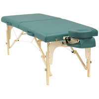Customcraftworks Simplicity Table Color: Teal