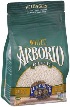 Lundberg White Aroborio Rice 32 oz.