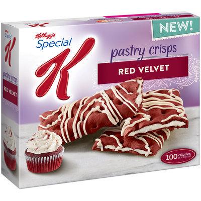Kellogg's® Special K® Red Velvet Pastry Crisps 5 ct. Box