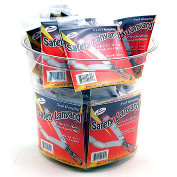 THE PENCIL GRIP TPG321C SAFETY LANYARD CARDED