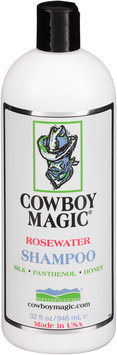 Cowboy Magic® Rosewater Shampoo 32 fl. oz. Squeeze Bottle