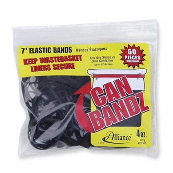 Alliance Rubber 07810 Small Rubber Can Bandz