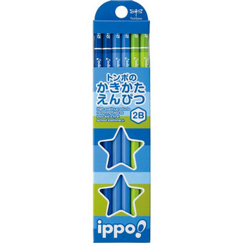 American Tombow Ippo Wood 2B Pencil (12-Pack) Color: Beige/Green