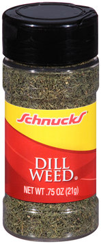 Schnucks® Dill Weed .75 oz. Shaker
