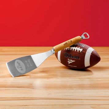 Jds Personalized Gifts NFL BBQ Turner NFL Team: New York Jets
