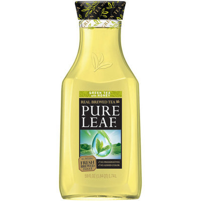Lipton® Pure Leaf Real Brewed Honey Green Iced Tea