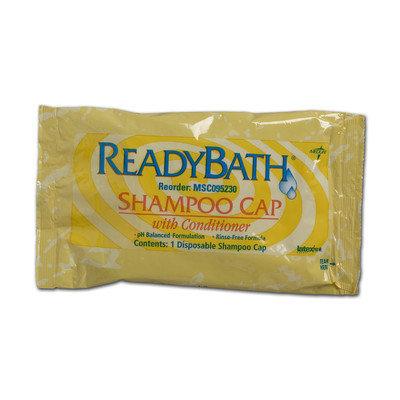 Medline Ready Bath Scented Shampoo Cap Quantity: Case of 30