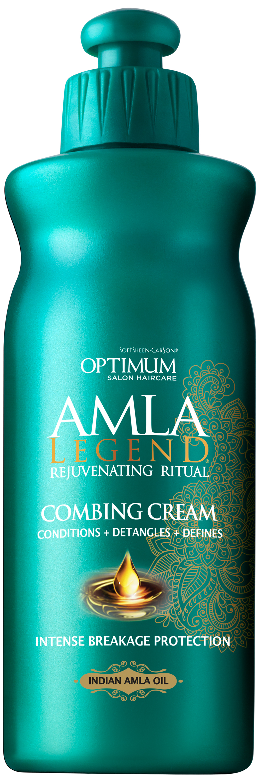 Optimum Salon Haircare Amla Legend® Intense Breakage Protection Combing Cream Bottle