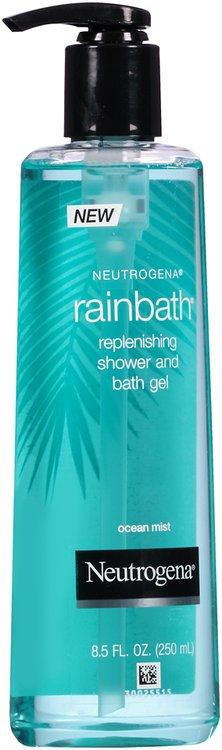 Neutrogena® Rainbath® Ocean Mist Replenishing Shower and Bath Gel 8.5 fl. oz. Pump