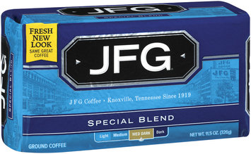 JFG Special Blend Ground Coffee 11.5 Oz Vac Bag