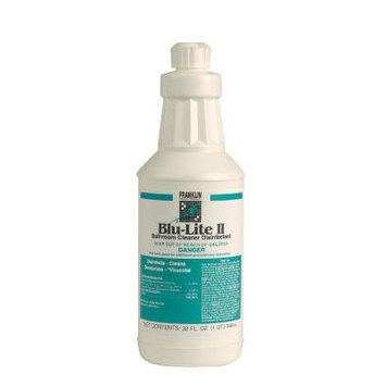 Franklin Cleaning Blu-Lite II Disinfectant Acid Bowl Cleaner