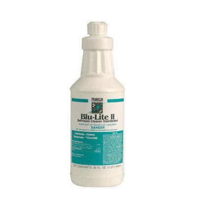 Franklin Cleaning Blu-Lite II Disinfectant Acid Bowl Cleaner