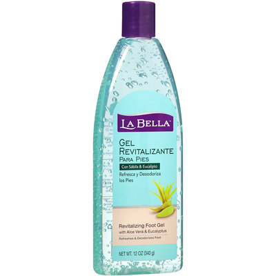 La Bella™ Revitalizing Foot Gel 12 oz. Bottle