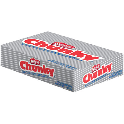 CHUNKY Candy Bars 24-1.4 oz. Bars