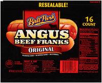 Ball Park Angus Beef Original Franks 28 oz. Pack