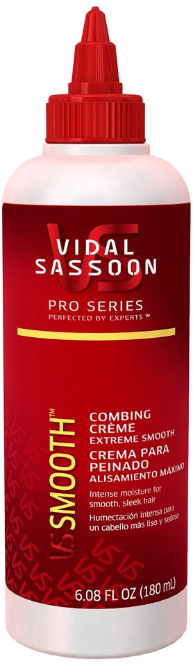 Vidal Sassoon Pro Series Smooth Combing Creme 6.08 fl. oz. Bottle