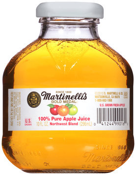 Martinelli's Gold Medal® 100% Pure Apple Juice