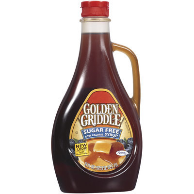 Golden Griddle Sugar Free Syrup
