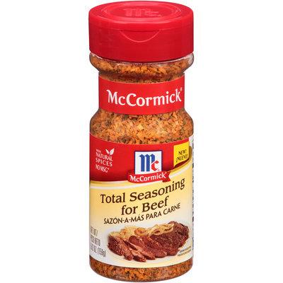 McCormick® Total Seasoning for Beef 5.62 oz. Shaker