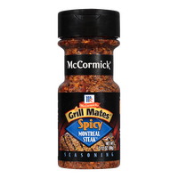 McCormick® Grill Mates® Spicy Montreal Steak Seasoning