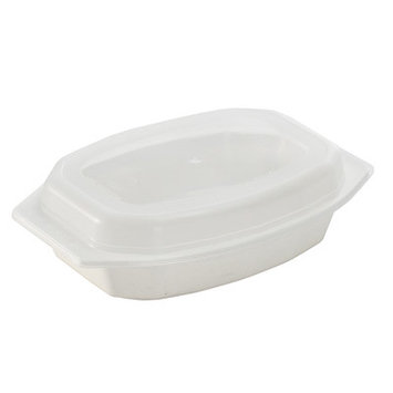 Nordic Ware Microwaveable 28 oz. Casserole with Cover