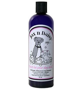 Jax n Daisy® Dont Let Your Dog Itch Antifungal & Antibacterial Dog Shampoo