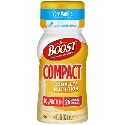 Boost® Very Vanilla Complete Nutritional Drink