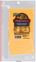Hoffman's American  Cheese Slices 10 Ct Peg